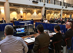 April 8, 2019 Delta Plan Interagency Implementation Committee Meeting.